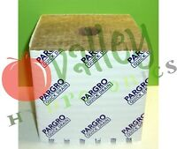 "Pargro QUICK DRAIN BIGGIE 6"" x 6"" x 6"" (4/cs) Rockwool Hugo Grow Blocks Cubes"