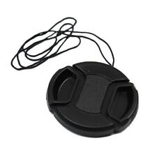 55mm Lens Cap Cover Snap-on for Canon EF Lenses including free Lens Cap Holder