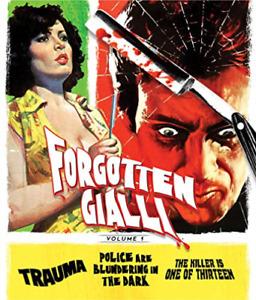 FORGOTTEN GIALLI: VOLUME 1 ...-FORGOTTEN GIALLI: VOLUME  (US IMPORT) Blu-Ray NEW