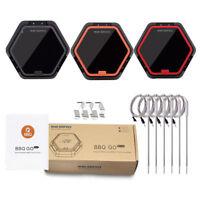 INKBIRD Digital Bluetooth wireless meat thermometer IBT-6X cooking BBQ Smoker