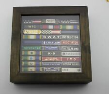Uniform Citation Bar Lapel Pin 30 pins with gift box-30 pins as the pictures
