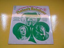 Ella Logan, Donald Richards, David Wayne  Finian's Rainbow (SEALED) LP   ç