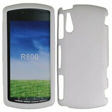 Wireless Solutions Soft Touch Snap-On Case for Sony Ericsson Xperia Play - White