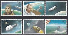 Ajman Nr. 333A-338A - Apolllo 7 und Jurj Gagarin