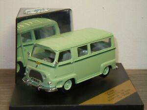 Renault Estafette Microbus Low Roof - City CV006B - 1:43 Box *38999