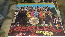 THE BEATLES  SEALED SGT PEPPERS LHCB!  /NEMS,, MEXICO & MACLEN 1968 PROMO DJ