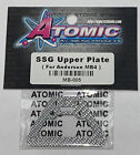 ATOMIC DURATRAX VENDETTA Anderson MB4 SSG Graphite Upper Plate MB-005