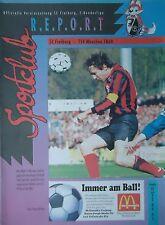 Programm BL 1994/95 SC Freiburg - 1860 München