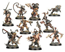 UNTAMED BEASTS - Slaves to Darkness - Warhammer Age of Sigmar / war cry SINGLES