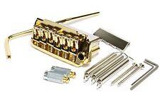 GOTOH EV510TS-BS Premium non-locking 2-Point Tremolo Bridge - Gold