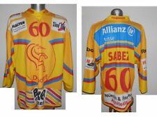 RARE EHC Dubendorf Sabez #60 Swiss Ice Hockey shirt Eishockey size XL