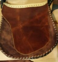 Rendezvous Mountain Man Leather Possibles Bag