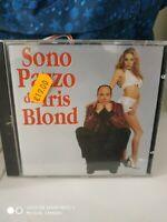 SONO PAZZO DI IRIS BLOND CD COLONNA SONORA OST 1996 VERDONE NO PELLICOLA