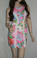 NWT! LILLY PULITZER for Target Womens Nosey Posie Shift Mini Dress 4