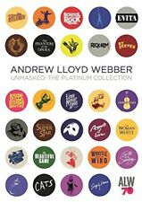 Andrew Lloyd Webber - Unmasked  The Platinum Collection [CD]