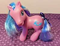 MLP My Little Pony G3 2002 SCOOTER SPRITE Scootin' Along Ponies ** pearly purple