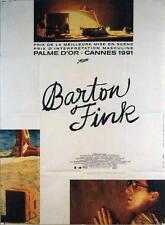 Affiche 120x160cm BARTON FINK 1991 Coen - John Turturro, John Goodman NEUVE