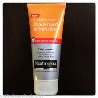 Neutrogena Visibly Clear Blackhead Eliminating 7day rescue Wash/Scrub/Mask 100ml