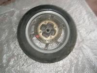 Ruota cerchio anteriore Honda Chiocciola @ 125 150