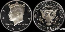 1995 S 90% Silver Kennedy Half Dollar Deep Cameo Gem Proof No Reserve