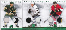 12-13 Artifacts Alex Tanguay /75 Jersey PATCH Emerald 2 Color