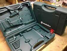 METABO CARRYING CASE CORDLESS