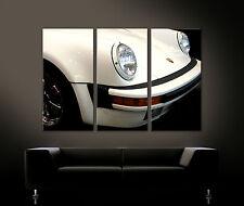 FRONTAL DETALLES PORSCHE 911 SPEEDSTER 3,2 Imagen Imágenes Lienzo Lámina Mural