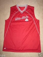Ohio State OSU Buckeyes Basketball Reverse Jersey Youth