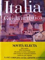 GUIDE ELECTA - ITALIA GUIDA ARTISTICA  1992