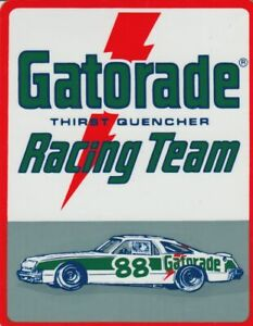 1980's DiGard Motorsports Gatorade Racing Team NASCAR Winston Cup Decal Sticker