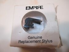 EMPIRE EDR-7 EXTREMELY RARE NEW OLD STOCK STYLUS FOR EDR-7 CARTRIDGE IN CASE/BOX
