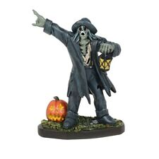 Dept 56 Halloween Village Haunted Watchman 6005483 New 2020 Fright Light Tower
