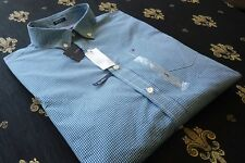 Tommy Hilfiger Size S 80's 2 Ply Men's Casual Shirts Multi Green