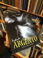 PROFONDO ARGENTO Alan Jones (SIGNED BY AUTHOR & PROFONDO) Italian Horror Films