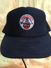 Vintage Pittsburgh Pirates SnapBack Baseball Hat Cap 1960s Era
