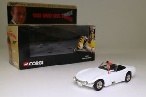 Corgi 65102; James Bond's Toyota 2000 GT; You Only Live Twice; Excellent Boxed