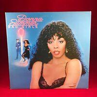 DONNA SUMMER Bad Girls 1979 UK double vinyl LP EXCELLENT CONDITION original