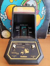 Coleco/Gakken super puck monster electronic tabletop mini arcade clone.