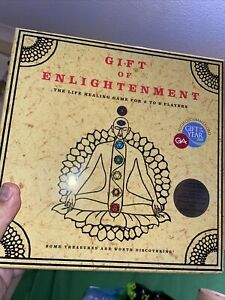 Gift Of Enlightenment Life Healing Spiritual Chakra Board Game Complete Preloved