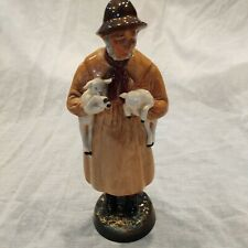 "New ListingRoyal Doulton - ""Lambing Time"" Hn1898"