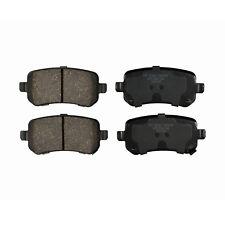 Premium Ceramic Disc Brake Pad REAR New Set Plus Shims Fits Chrysler KFE1326