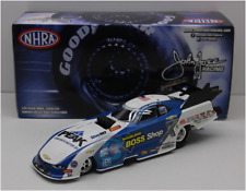 NHRA 2018 JOHN FORCE BOSSELMAN BOSS SHOP PEAK FUNNY CAR 1/24