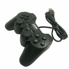 2017 Wired USB Joypad Gamepad Joystick Controller with Double Shock forPC Laptop