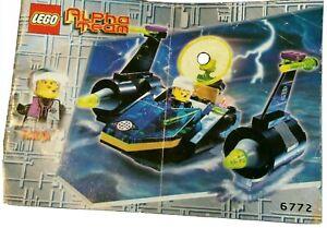 Lego Alpha Team Cruiser (6772)