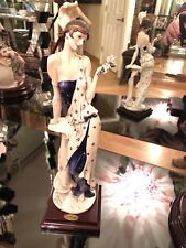 "Genuine Giuseppe Armani ""Camille"" Figurine #1300C 2000 Members Only Limited Edit"