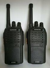 Two Way Radio 8km Range 16 Channels Walkie Talkies Hunicom BT900