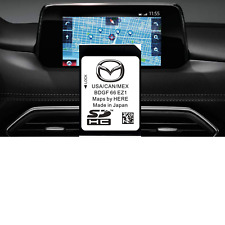 Mazda 3 2019-2020 Mazda Cx-30 2020 Navigation Sd Card Bdgf66Ez1