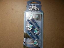 Yankee Candle Usa Special Limited Edition Mediterranean  Car Vent Sticks