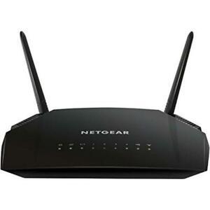 NETGEAR AC1200 1000Mbps 4 Ports 300Mbps Dual Band Gigabit Smart Router (R6230)