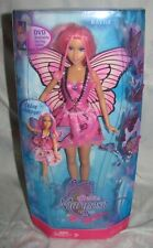 2007 Barbie Mariposa Rayna Fairy Doll in box